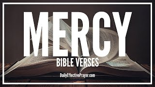 Bible Verses On Mercy | Scriptures On God's Mercy (Audio Bible)
