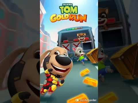 Cach tai game tallking tom gold run hack