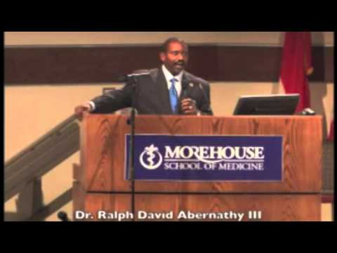 Dr. Ralph David Abernathy III Lecture on GMOs at Morehouse College
