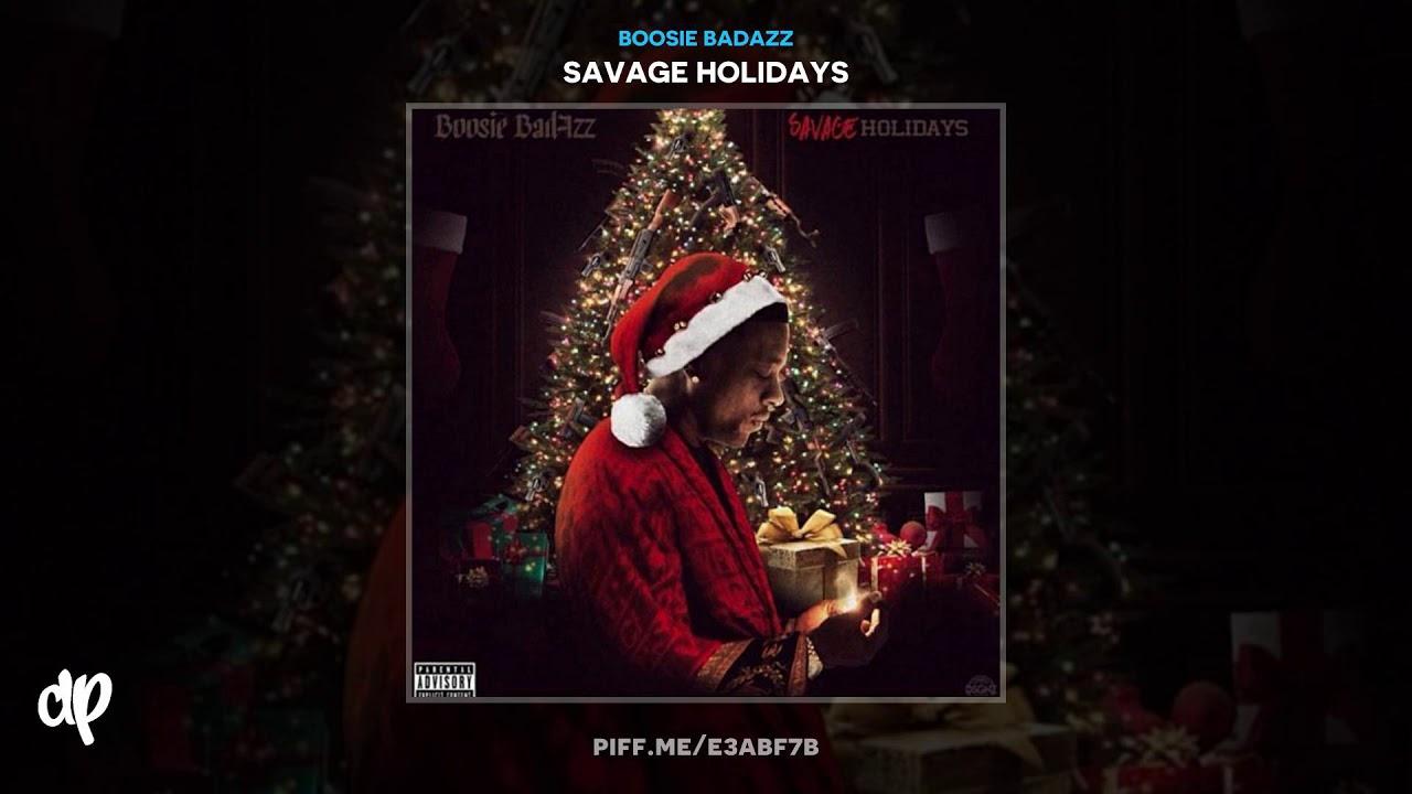 Boosie Badazz - Santa Claus of the Ghetto [Savage Holidays]