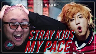 "Producer Reacts to Stray Kids ""My Pace"""