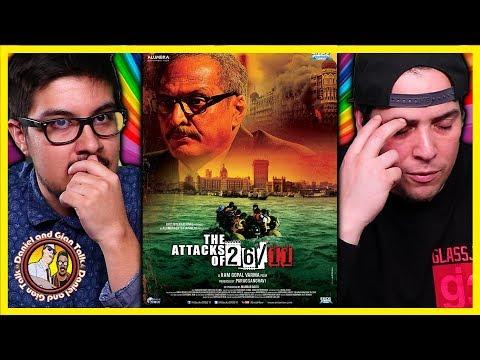 The Attacks of 26/11 Trailer Reaction Video   Ram Gopal Varma   Nana Patekar   Discussion