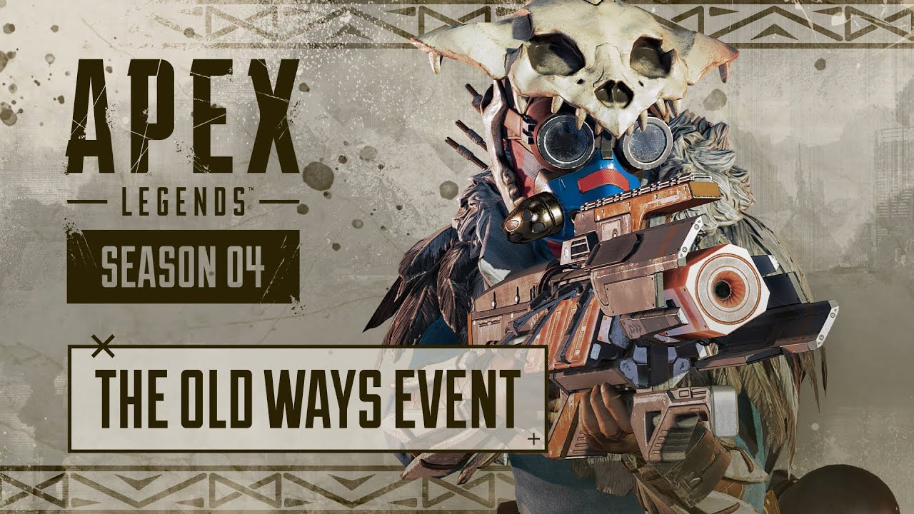 Apex Legends – The Old Ways Event