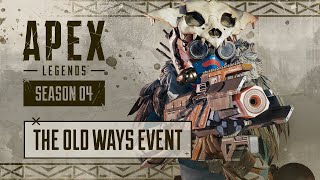Apex Legends - The Old Ways Event Trailer