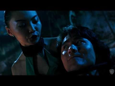 Mortal Kombat: Annihilation 1997  Liu Kang vs. Jade