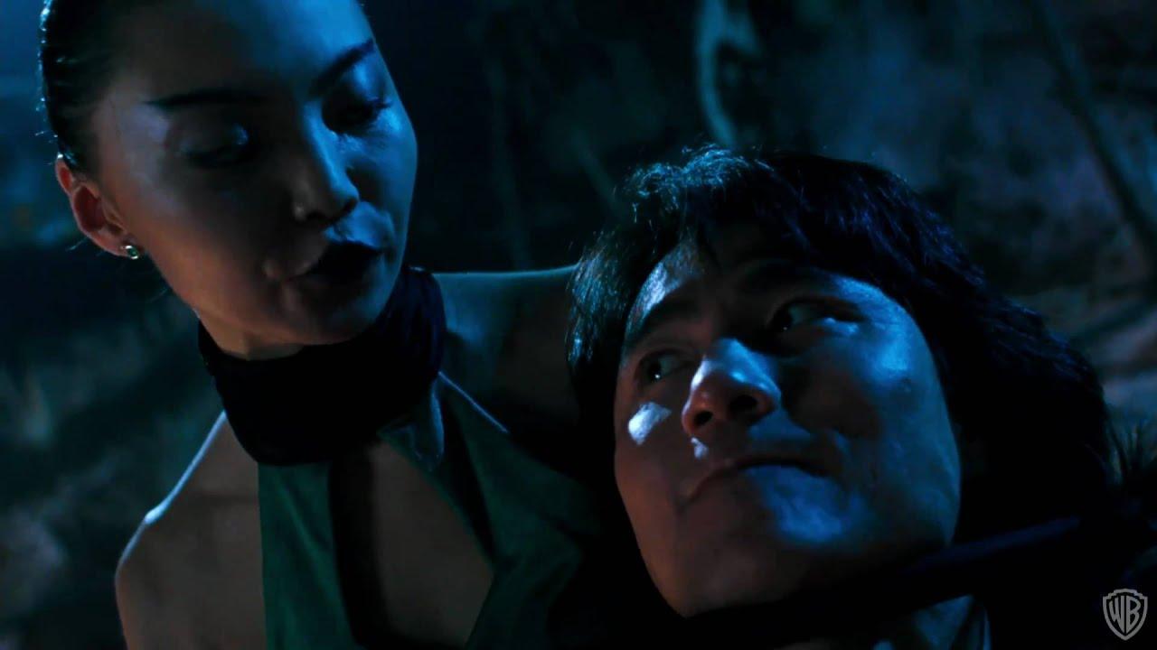 Mortal Kombat: Annihilation (1997) - Liu Kang vs  Jade