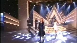 Angela Wiedl - Echos (Deutsche Vorentscheidung Eurovision Song Contest 1996)