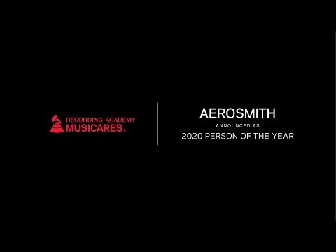Dave Alexander - Aerosmith is the 2020 MusiCares Person of the Year.
