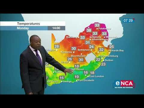 Weather Forecast   9 November