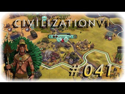 Xian wir fallen - #041 ✰ Civilisation VI Digital Deluxe ✰ Let's Play Civilisation 6 |