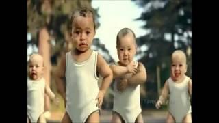 היום יום חמישי- תינוקות רוקדים