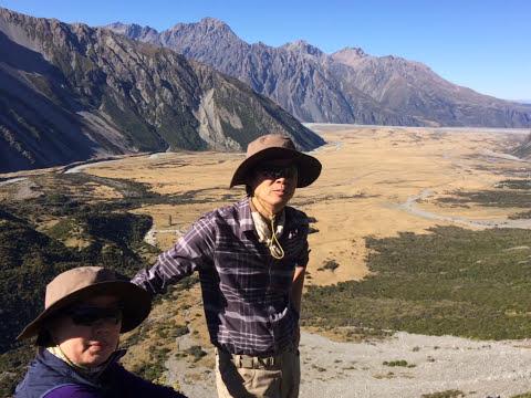 Mt Cook (22 Apr - 24 Apr 2017) : Walking New Zealand