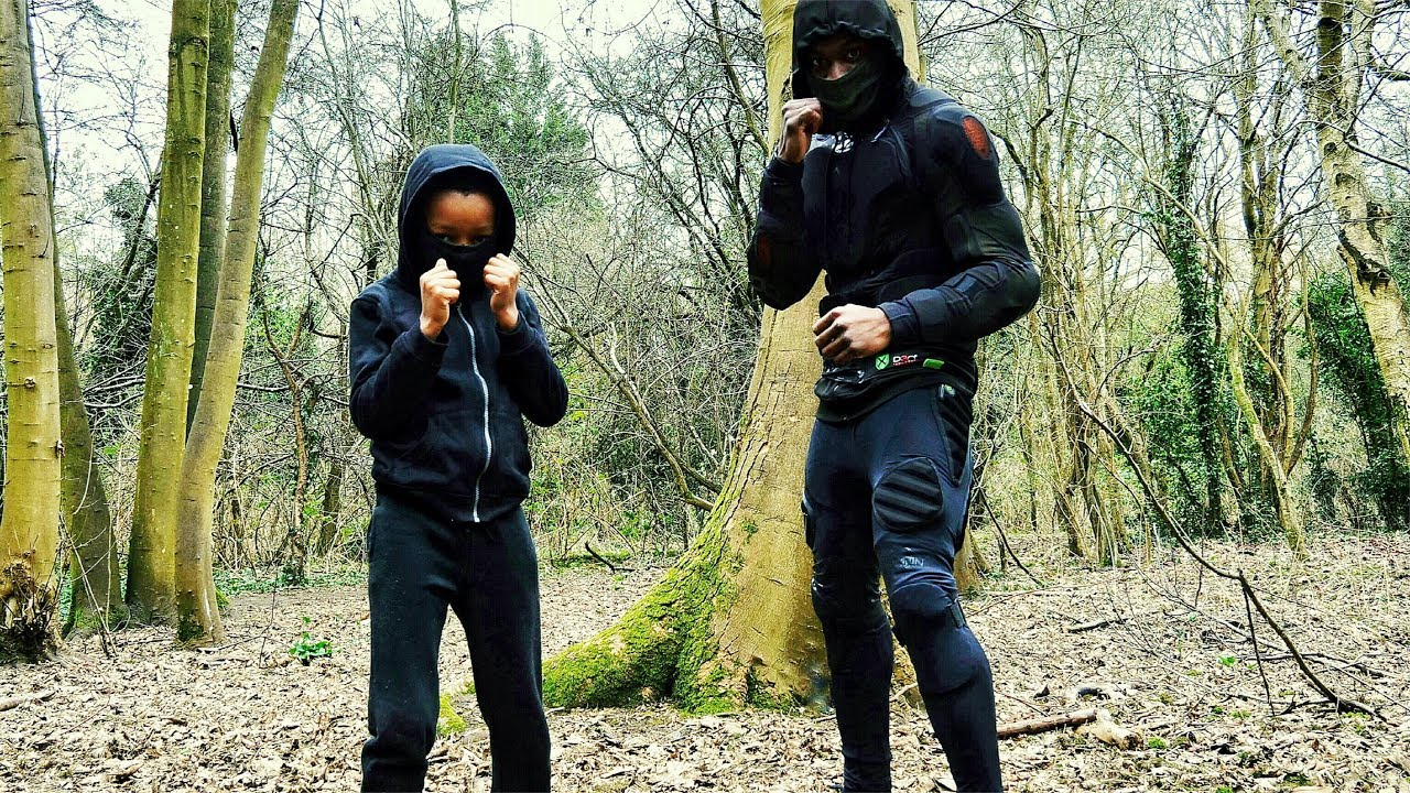 LIKE FATHER LIKE SON - MMA, NINJA (ACTION-MOVIE)