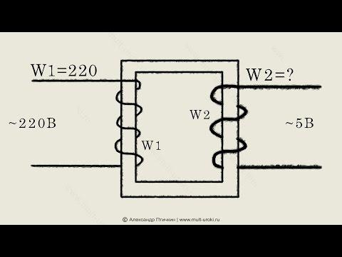 Как работает трансформатор. Анимационный обучающий 2d ролик. / Урок 2