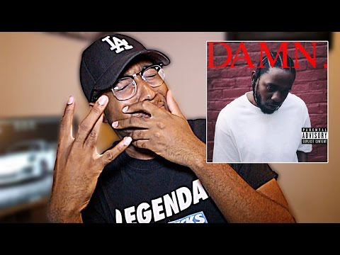 Kendrick Lamar - DAMN. (REACTION / REVIEW)