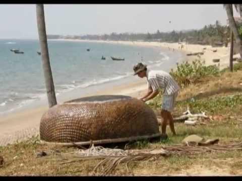 South Vietnam: Mui Ne beach is a stretch of beautiful white sands