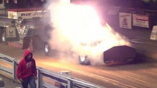 Full Pull Productions, Pro Stock Diesel, Clearfield, Pa 9/17/11
