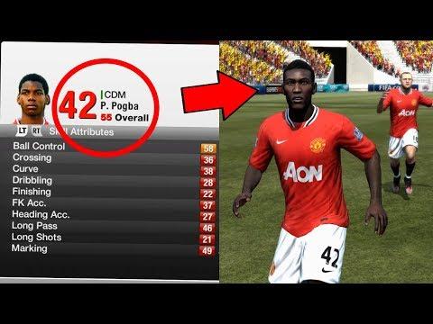 TRANSFERURI EPICE SI POGBA 55 OVR?! - FIFA 12 Cariera Retro cu Manchester United #01