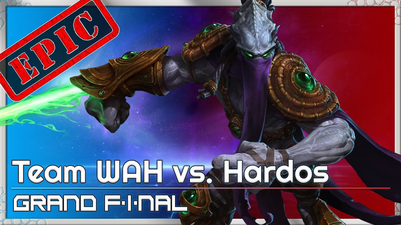 Grand Final: WAH vs. Hardos - X Cup Summer - Heroes of the Storm