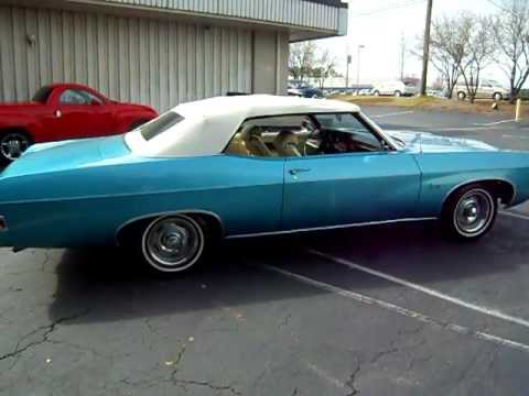 Sold Thank You Very Much 1969 Impala Convertible Youtube