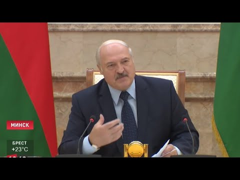 'Некоторые в погонах прибурели и оборзели!' // Лукашенко ЖЁСТКО о просчётах силовиков