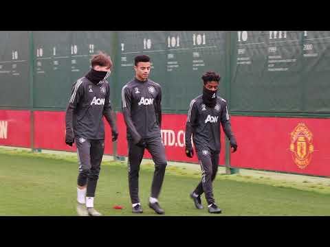 Solskjaer serves young guns a message as Romero makes Man Utd vow