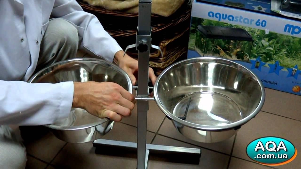 Подставка для корма для собак своими руками