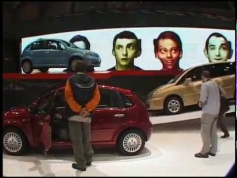 Geneva International Motor Show 2002.