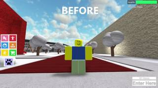 Roblox Gym Commercial ;)