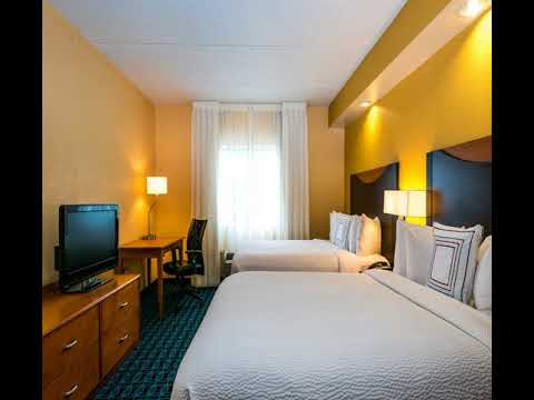 Fairfield Inn by Marriott Nashville at Opryland - Nashville (Tennessee) - United States