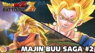 Dragon Ball Z Battle of Z - (Vegito gameplay) Majin Buu Saga Walkthrough PART 10 TRUE-HD QUALITY