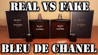 Fake fragrance - Bleu de Chanel