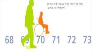 Evolución de la Diabetes - John & Peter - Novo Nordisk.wmv