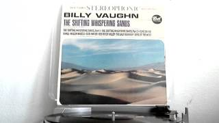 LP Cut: Billy Vaughn: The Shifting Whispering Sands