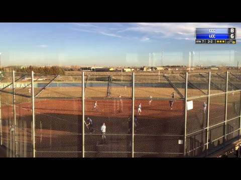 Lamar Community College vs Colby Community College (Softball - Game 2)