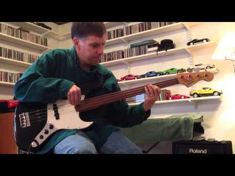 """michel-camilo-""""song-for-my-father""""-bass-play-along"""