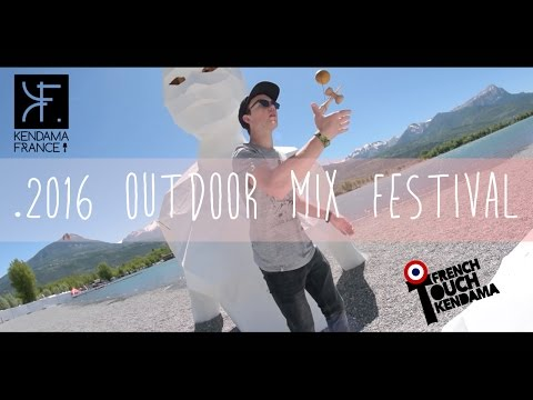 Outdoor Mix Festival 2016 - Kendama France