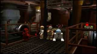 Droid Dildo - Lego Star Wars - A New Hope - Part 2