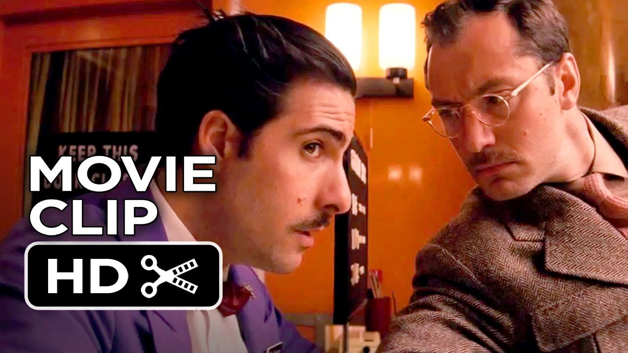 the grand budapest hotel movie clip don t you know jude the grand budapest hotel movie clip don t you know 2014 jude law jason schwartzman movie hd