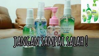 Informasi lengkap mengenai hand sanitizer dan cara pembuatan yang benar