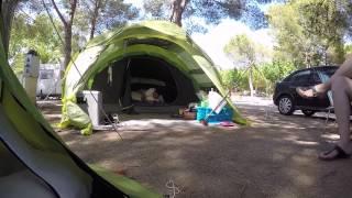 Camping Las Palmeras 2015