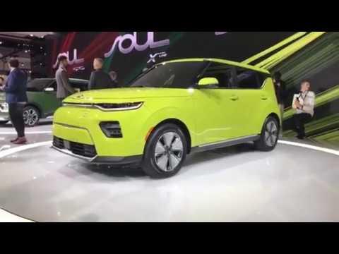 2020 Kia Soul At La Autoshow