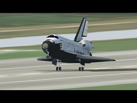 """F Sim Space Shuttle Simulator Android İos  Free Game GAMEPLAY VİDEO """"Galaxy tab S"""""""