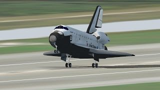 F Sim Space Shuttle Simulator Android İos  Free Game GAMEPLAY VİDEO