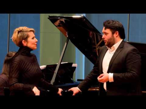 """Joyce DiDonato Master Class 2015: Mozart's """"Se all'impero amici Dei"""" from La clemenza di Tito"""