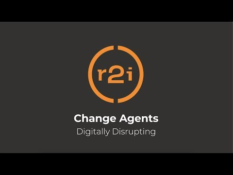 Change Agents: Digitally disrupting