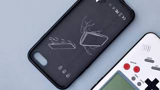 BREAKING NEWS !!! Wanle Gamers Console iPhone Case
