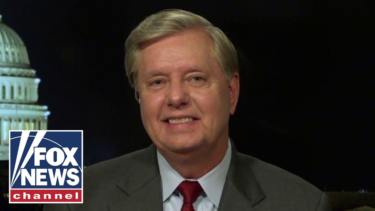 Graham on stunning revelations from Rod Rosenstein's testimony
