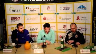 19.02.2011 - PK - TSV Greif vs. TSG Neustrelitz 2:3 (2:1)