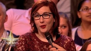 Foreign Audience Members Tell Jokes - The Graham Norton Show